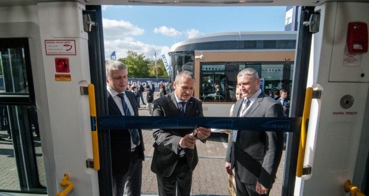 Pociągi PESA dla Niemiec