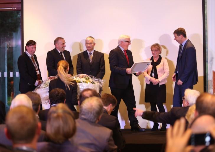 Nagroda Polsko-Niemiecka wręczona w Berlinie