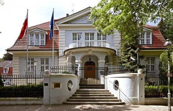 Polskie placówki dyplomatyczne w Niemczech