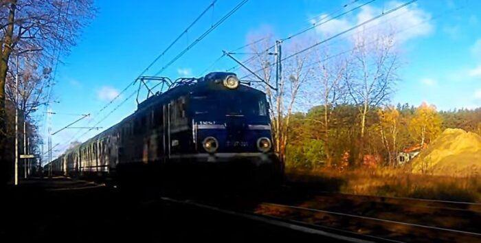 Połączenie kolejowe między Wrocławiem a Berlinem