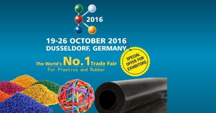 Targi tworzyw sztucznych i kauczuku w Dusseldorf