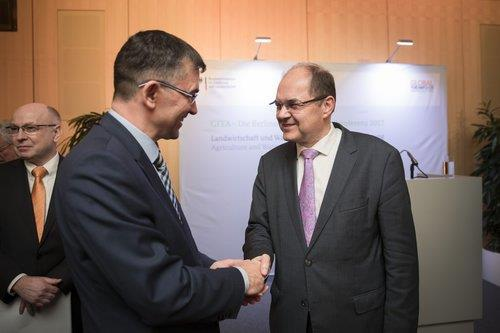 Współpraca polsko-niemiecka w dziedzinie rolnictwa