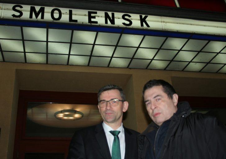 """""""Smoleńsk"""" w berlińskim kinie Babylon"""