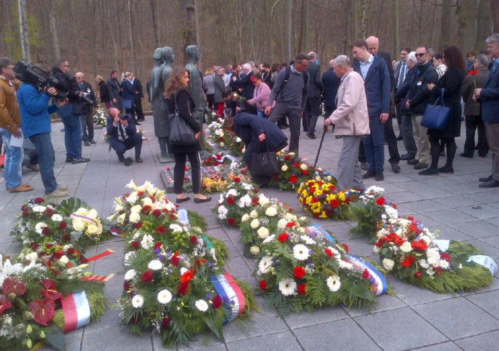 Rocznica wyzwolenia obozów Buchenwald i Mittelbau-Dora
