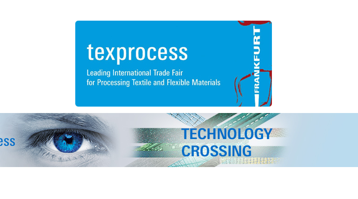 Targi Texprocess oraz Techtextil